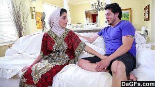 Nadia Ali hijab arabian girl porn